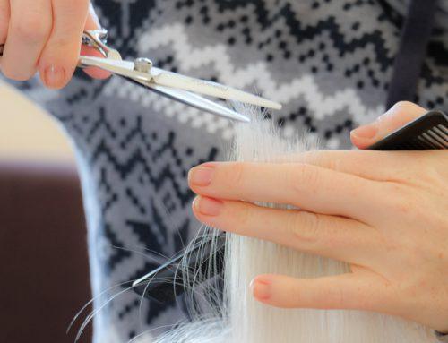 Jeden Montag kümmern wir uns um Ihre Frisur