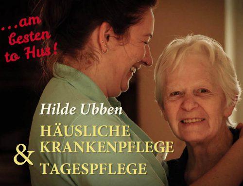 Broschüre Krankenpflege, Dalhoffsburg & Up Visiet
